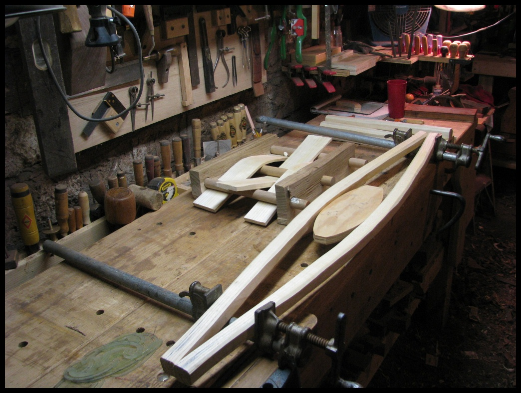 Green Woodworking Page 2 The School Of The Transfer Of