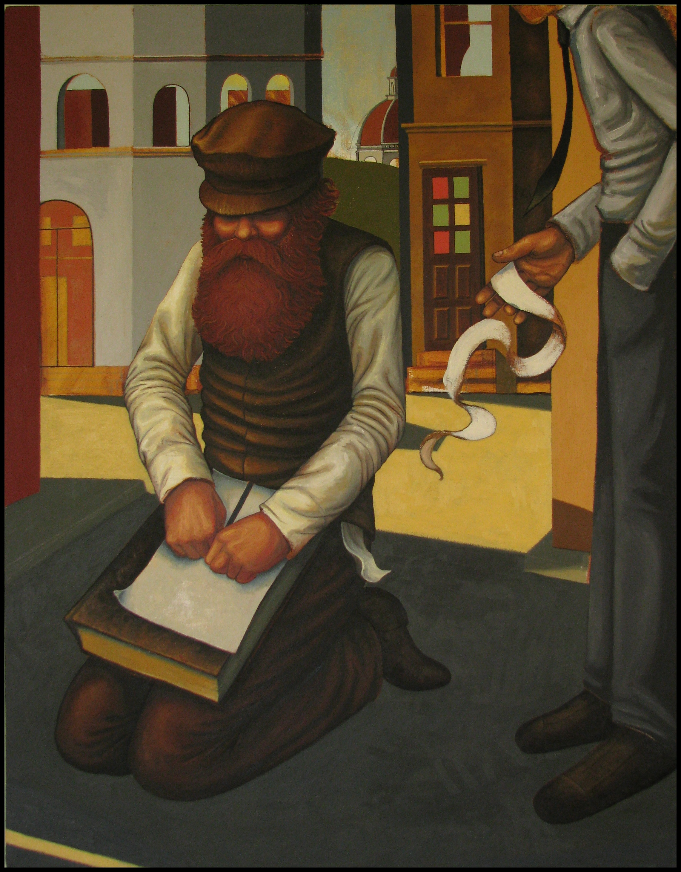 Painting Culture Conflict: My Name Is Asher Lev and the Work of Rabbi Chaim Potok