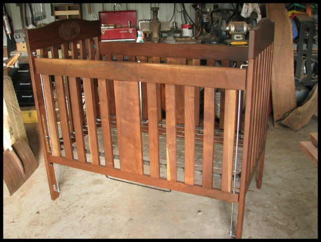 Tell a Woodworking plans to build a crib | bawe