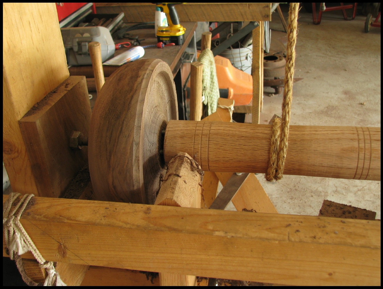 Wood Turning The School Of The Transfer Of Energy