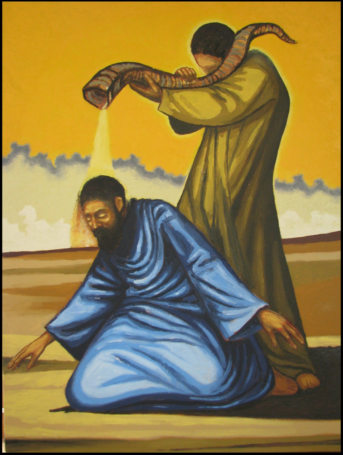 moses anointing aaron update