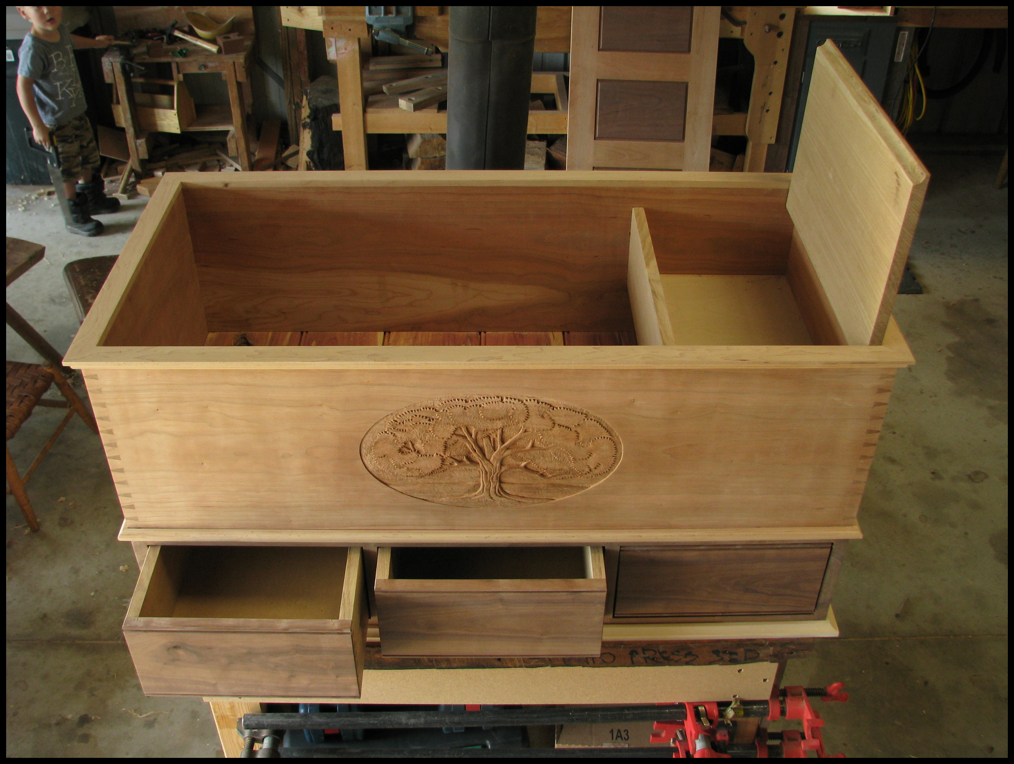 woodworking plans hope chest