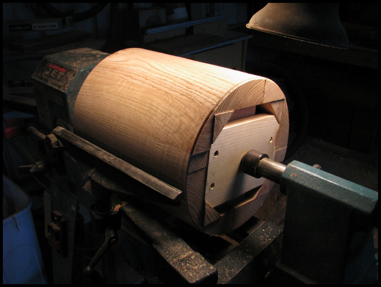 wood working inertia