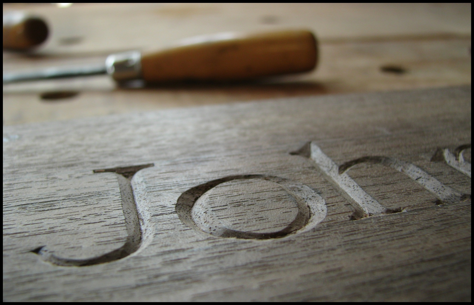 How to build wood carving names pdf plans