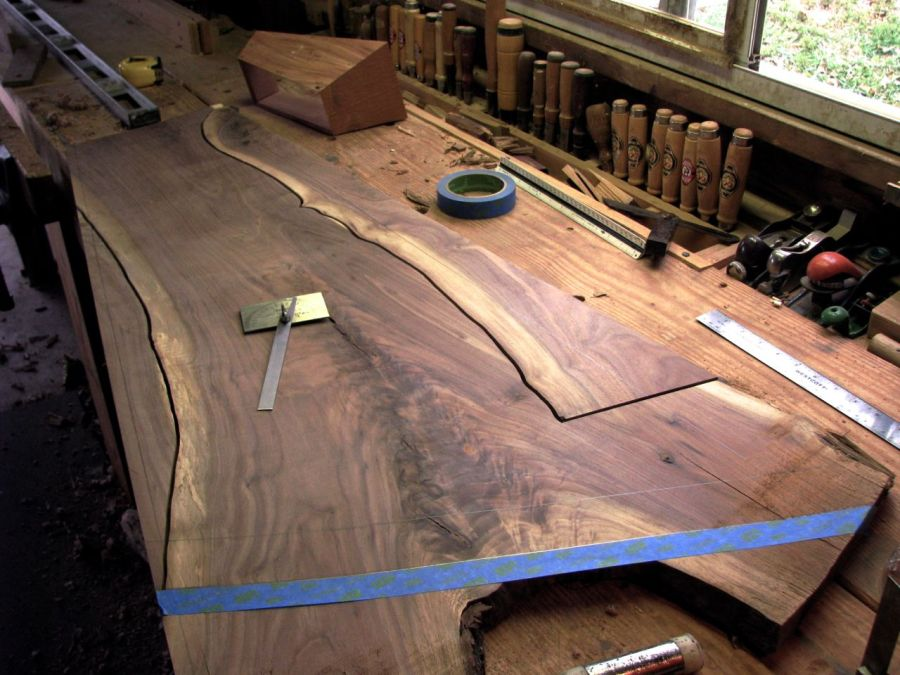 "walnut ""composite"" plank"