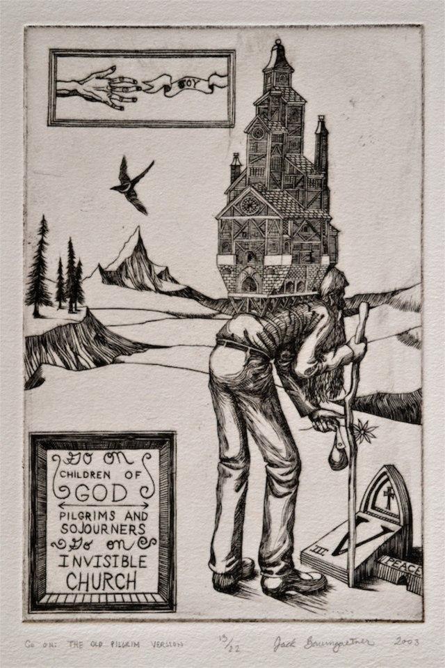Go On, Old Pilgrim