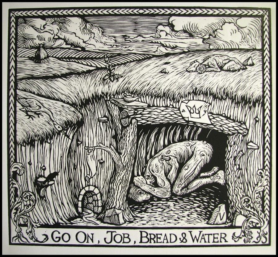 GoOn Job Bread and Water Jack Baumgartner