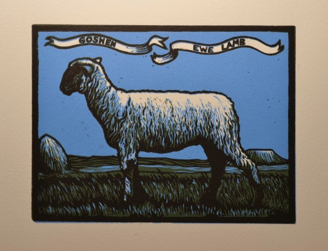 Goshen, Ewe Lamb