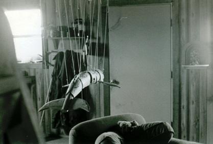 Ash Whale Marionette, 2001