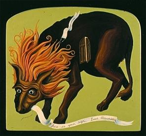 Animal Messenger Wolf (1999)