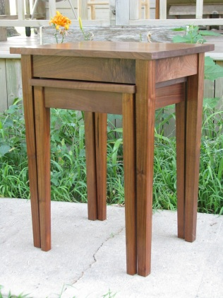 Nesting Tables (Walnut)