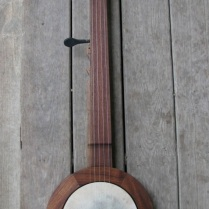 Walnut Banjo