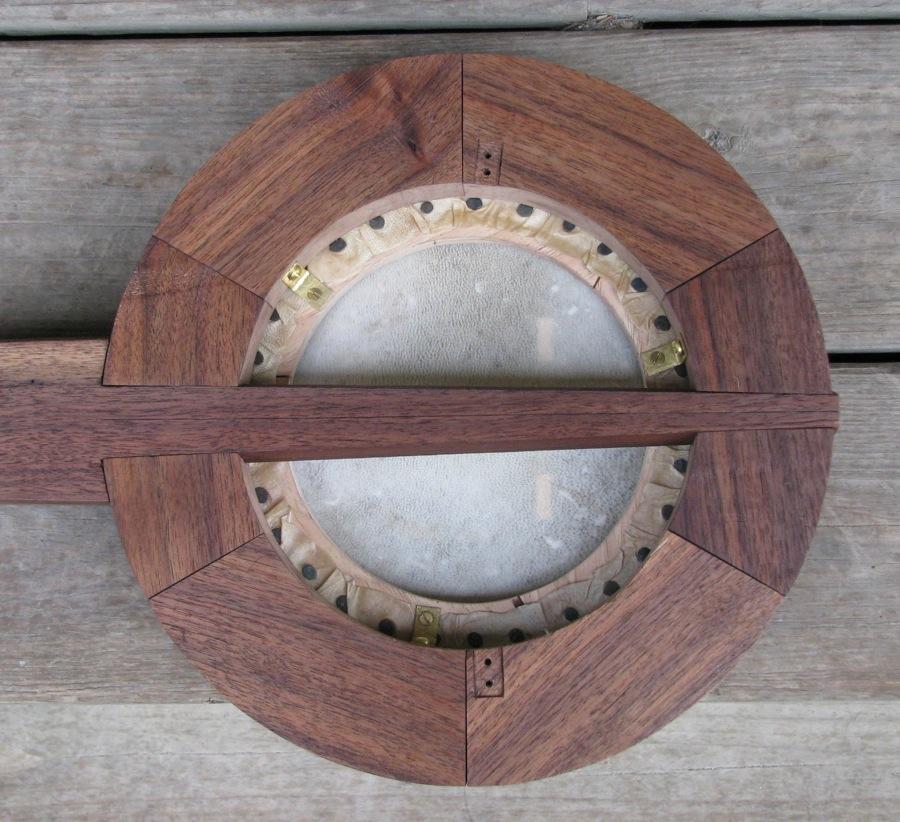 Walnut Banjo