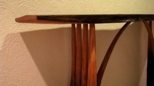 Shelton Table (Red and White Oak)