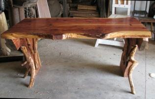 Eastern Red Cedar Table