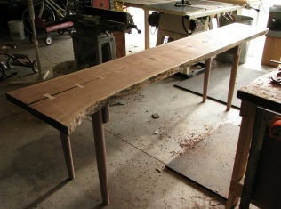 Walnut Long-Table
