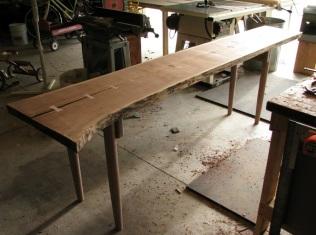 Walnut Long-Table