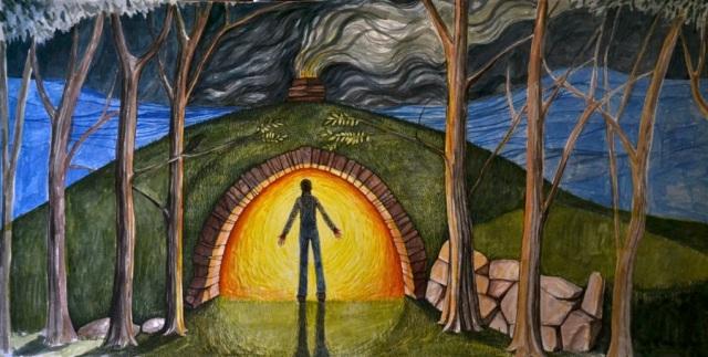 The Unmixing of Walking Man