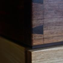 NC corner detail