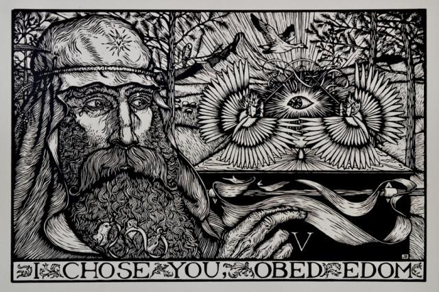 Obed Edom Print1