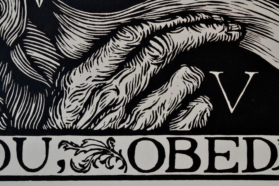 Obed Edom Print6