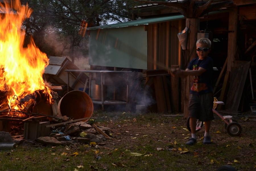 Wood Fire09