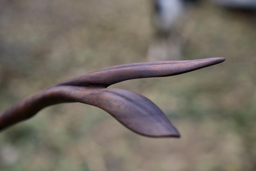 Walnut Root Ladle06