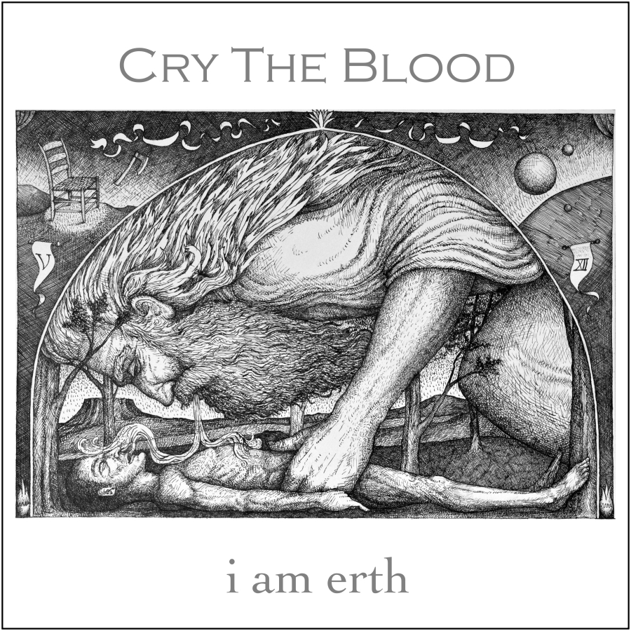 CRY THE BLOOD